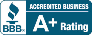 A+ BBB Rating for Asphalt Sealing & Paving Company