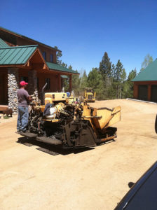 Asphalt Paving Services in Colorado Springs